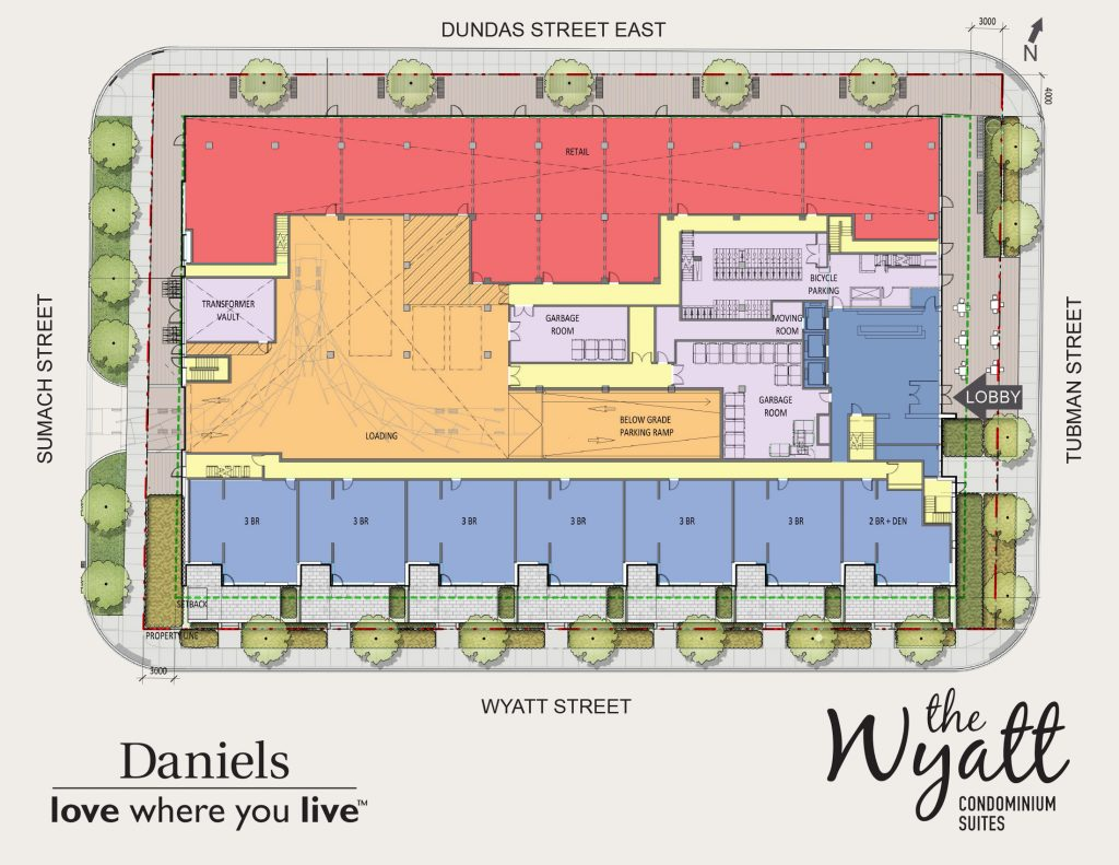 The Wyatt Conds Floor Plan