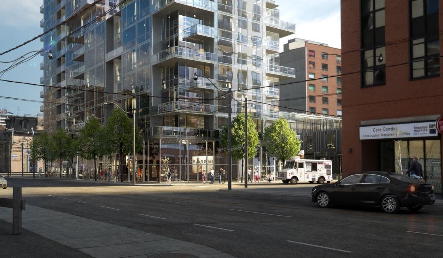 88 north condos lower street view